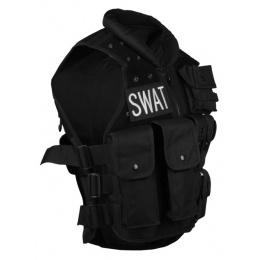 AMA Urban Assault Police Modular Style Soft-Neck Vest