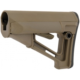 UK Arms Airsoft Storage / Type Restricted Buttstock - TAN