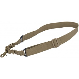 UK Arms Airsoft Tactical Single Point Bungee Sling - TAN