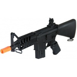 AGM Airsoft M4 CQB Full Metal RIS Fixed Stock Rifle