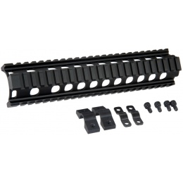 CYMA Airsoft Contractor Rail System For AK Series AEG - BLACK