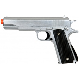 UK Arms Airsoft G13 Zinc Alloy Steel Spring Pistol