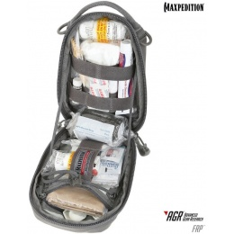 Maxpedition Nylon FRP First Repsonse Medical Pouch - GRAY