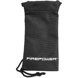 FirePower Airsoft Barrel Cover for Airsoft Guns - BLACK