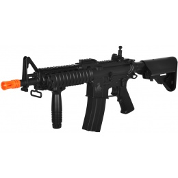 Lancer Tactical Polymer M4 RAS II LT-02C CQBR Airsoft AEG Rifle