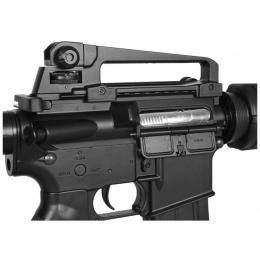Lancer Tactical M4A1 LT-03B Carbine Airsoft Gun AEG Rifle - BLACK