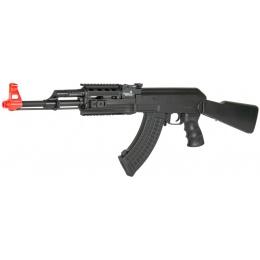 Lancer Tactical LT-16A AK47 AEG w/ Railed Handguard and Full Stock