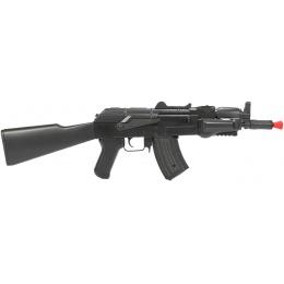 Lancer Tactical LT-16B Metal Gear AK47 Beta AEG - BLACK
