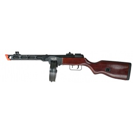Lancer Tactical PPSH-41 SMG WWII Replica Electric Blowback AEG