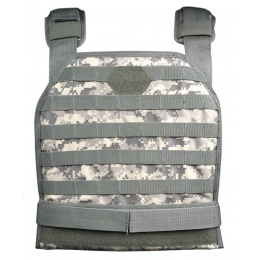 AMA Airsoft MOLLE Modular Plate Carrier - ACU