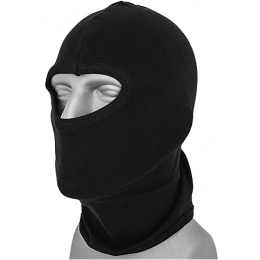AMA Airsoft SWAT Full Face Wear Balaclava [Long Version] - BLACK