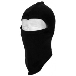 UK Arms Airsoft SWAT Full Face Wear Balaclava Short Version - BLACK
