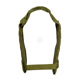 AMA Airsoft MOLLE Modular Plate Carrier - OD