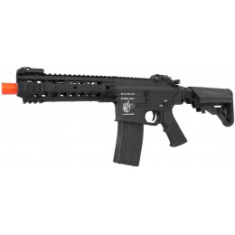 Knight's Armament M4 AEG Tactical CQB URX 3.1 RIS - BLACK