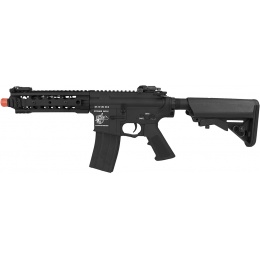Knight's Armament M4 AEG Tactical CQB URX 3.1 RIS - BLACK