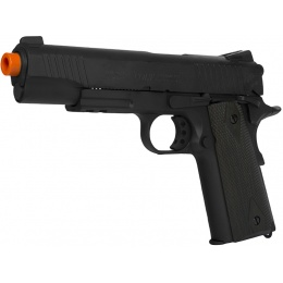 Colt Airsoft CO2 GBB 1911 Pistol w/ Rail Full Metal - BLACK