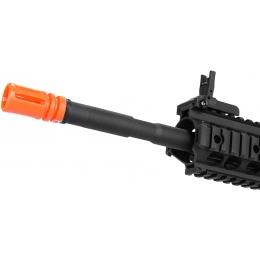Lancer Tactical Airsoft M4 AEG EBB System w/ URX3 Rail - BLACK