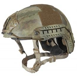 Lancer Tactical Ballistic Type Tactical Helmet - DARK EARTH