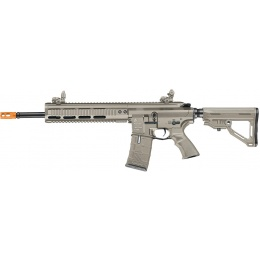 ICS Airsoft PAR MK3 MTR AEG Full Metal - REAR WIRED - TAN