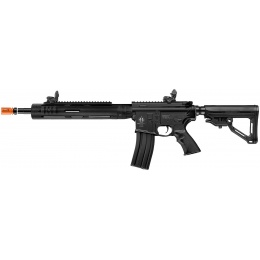 ICS Airsoft M4 Tubular RAS Electric Blowback Adjustable Stock - BLACK