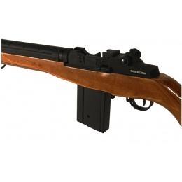 CYMA Airsoft M14 Fully Automatic AEG Rifle w/ Real Laminate Wood Stock