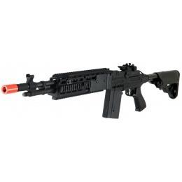CYMA Full Metal M14 EBR AEG DMR Sniper Rifle - BLACK