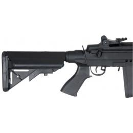 CYMA Full Metal M14 EBR AEG DMR Sniper Rifle - BLACK