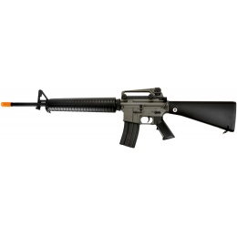 Golden Eagle M16A3 AEG Super Enhanced Version Polymer Build - BLACK