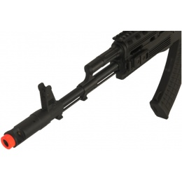 CYMA Airsoft AK Series CM048A AEG Full Metal Tactical RIS - BLACK