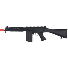 JG Airsoft FAL AEG Full Metal Assault Rifle Carbine - BLACK