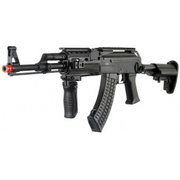 JG Airsoft Full Metal AK47 RAS TCW AEG Rifle w/ Foregrip