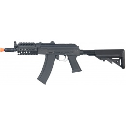 Lancer Tactical Airsoft AKS-74UN PDW RIS AEG CQB Rifle