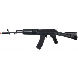 CYMA Airsoft AK 101 AEG CQB Full Metal Folding Stock - BLACK