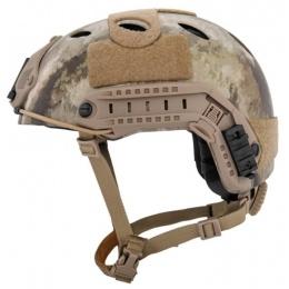 Lancer Tactical PJ Style Tactical Airsoft Helmet L/XL - AT