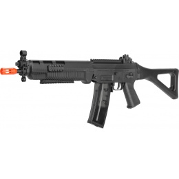 ICS Airsoft SIG 551 SWAT Sportline ABS Plastic Edition - BLACK