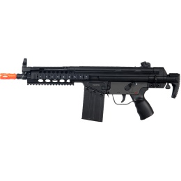 JG Airsoft T3-MC51P AEG RIS Polymer Edition Adjustable Pull Stock - BLACK