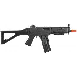 ICS Airsoft SG 552 Commando Sportline Series AEG Rifle - BLACK