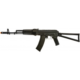 CYMA Airsoft CM 040 AKS 101 AEG Full Metal w/ Side Folding Stock