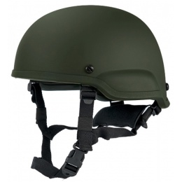 Lancer Tactical ACH MICH Tactical Helmet L/XL - OD GREEN
