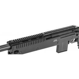 WellFire MB4407 Tri-Rail MK96 Spring Airsoft Sniper Rifle - BLACK