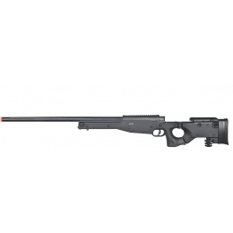 Well Airsoft L96 AWP BOLT Action Rifle w/ Folding Stock - BLACK