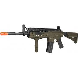 ASG Airsoft M4 AEG Sportline ArmaLite M15 ARMS SIR MOD 2 - DESERT TAN