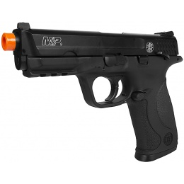 Cybergun Airsoft M&P9 CO2 Blowback Pistol w/ Accessory Rail - BLACK
