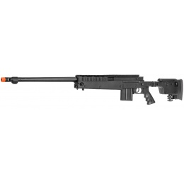 Well Airsoft VSR-10 BOLT Action Rifle w/ Folding Stock - BLACK