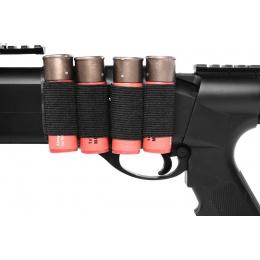 350 FPS AGM Airsoft Tactical Pump Action Shotgun w/ Flashlight