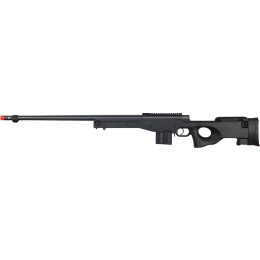 Well Airsoft L96 BOLT Action Rifle w/ Fluted Barrel Optics Rail