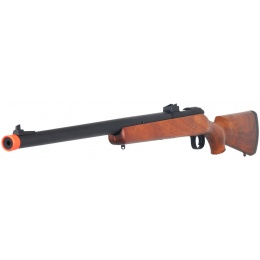 CYMA Airsoft VSR 10 Bolt Action Rifle w/ Fixed Stock - WOOD
