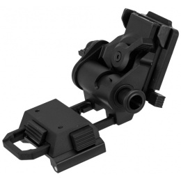 Lancer Tactical Airsoft L4 G24 Night Vision Goggle Mount - BLACK
