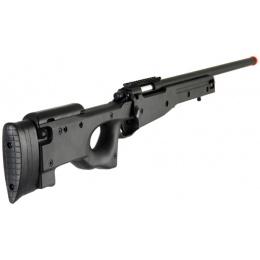 AGM Airsoft MK96 Bolt Action Sniper Rifle - BLACK
