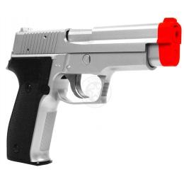 STTI M226 Heavyweight Airsoft Spring Pistol - SILVER